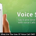 Voice SMS/Calls Service For Several Needs
